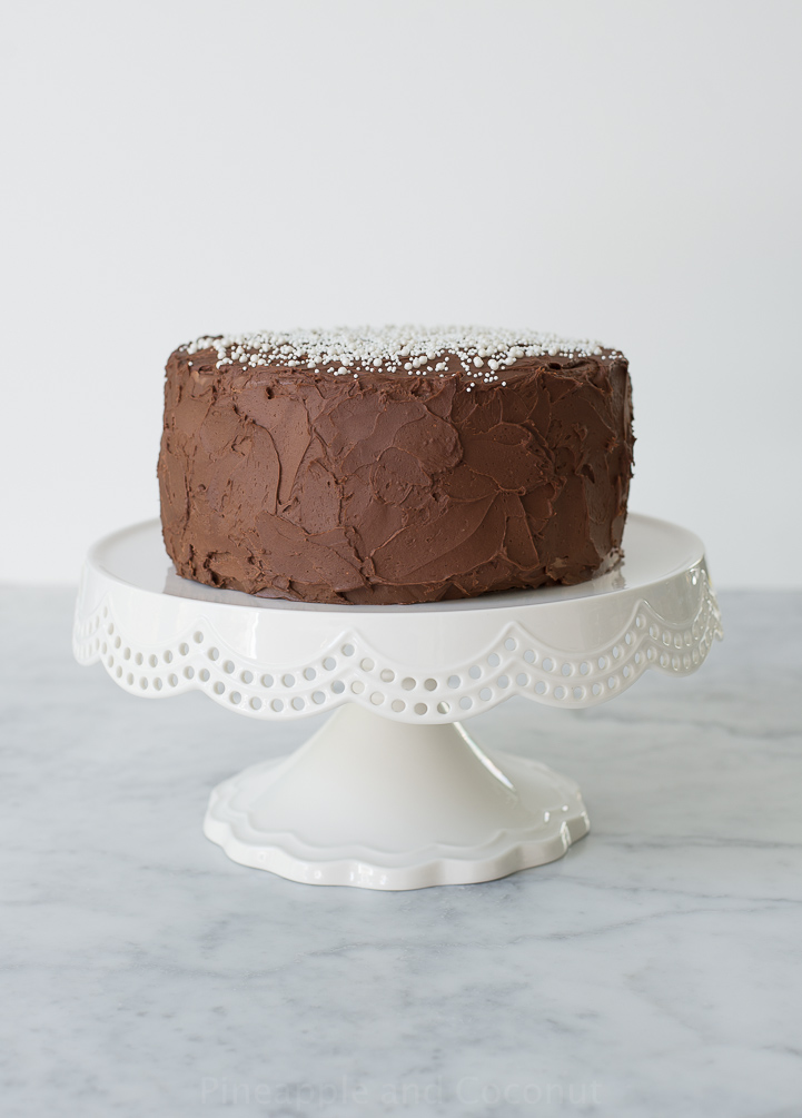 Chocolate Cake And Martha Stewart