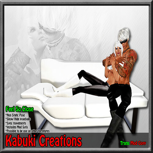 FabFree Designer of The Day - 04/05/14 - Kabuki Creations