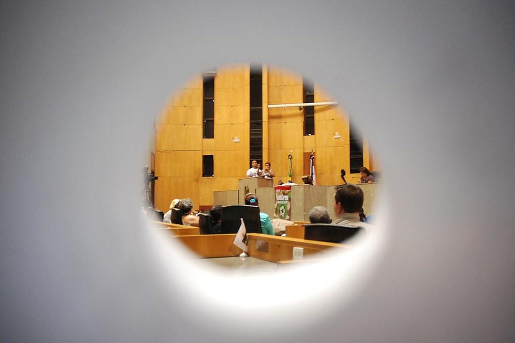 """Audiência Pública para debater """"Reivindicações da Categoria dos Professores"""" - 03.04.2014"""