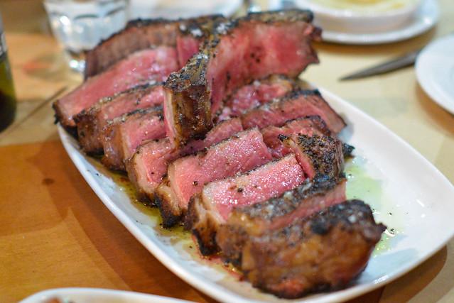 bistecca fiorentina 42 oz