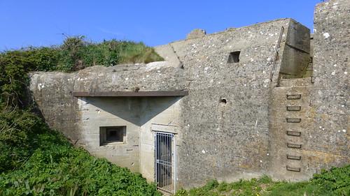 058 Les Blockhaus du Cap Fagnet, Fécamp