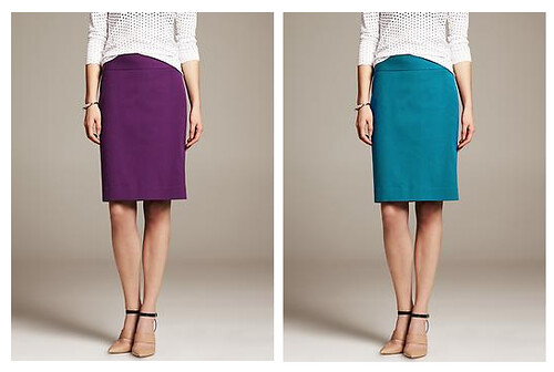 BR Pencil Skirts