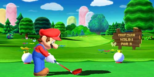 Mario Golf: World Tour DLC and Season Pass detailed
