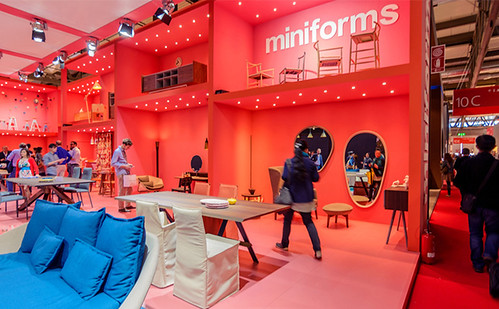 Miniforms, Milan Design Week 2014