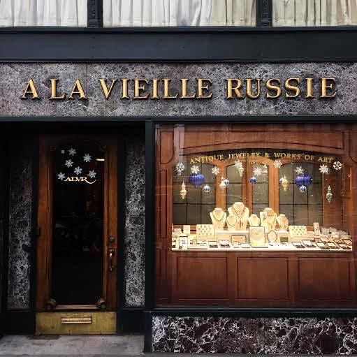 Q & A with A La Vieille Russie in NYC - Gem Gossip - Jewelry Blog