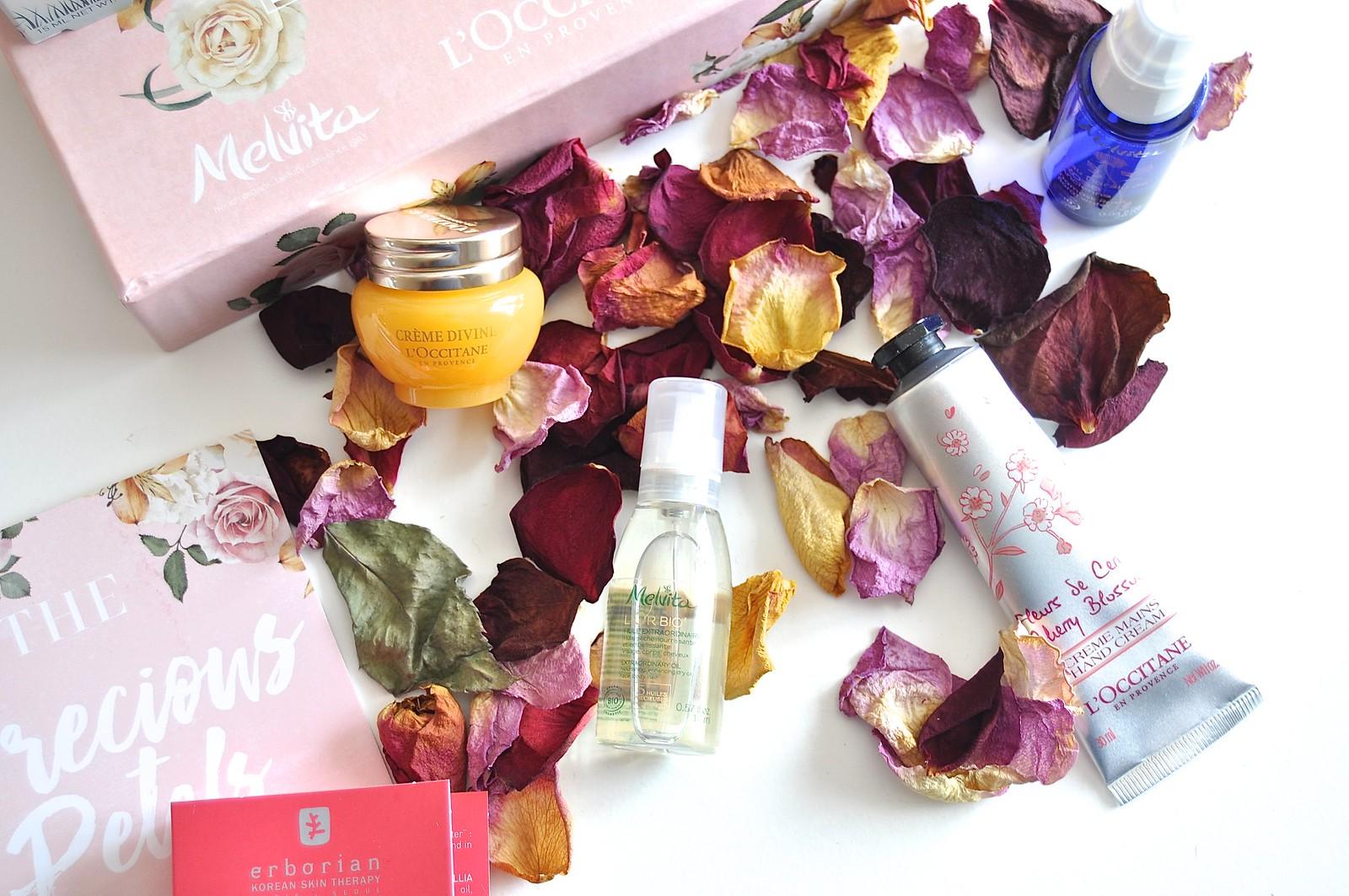 BritBeautyBlogger Precious Petals Box 7