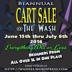 Bi Annual Wash Sale June15th