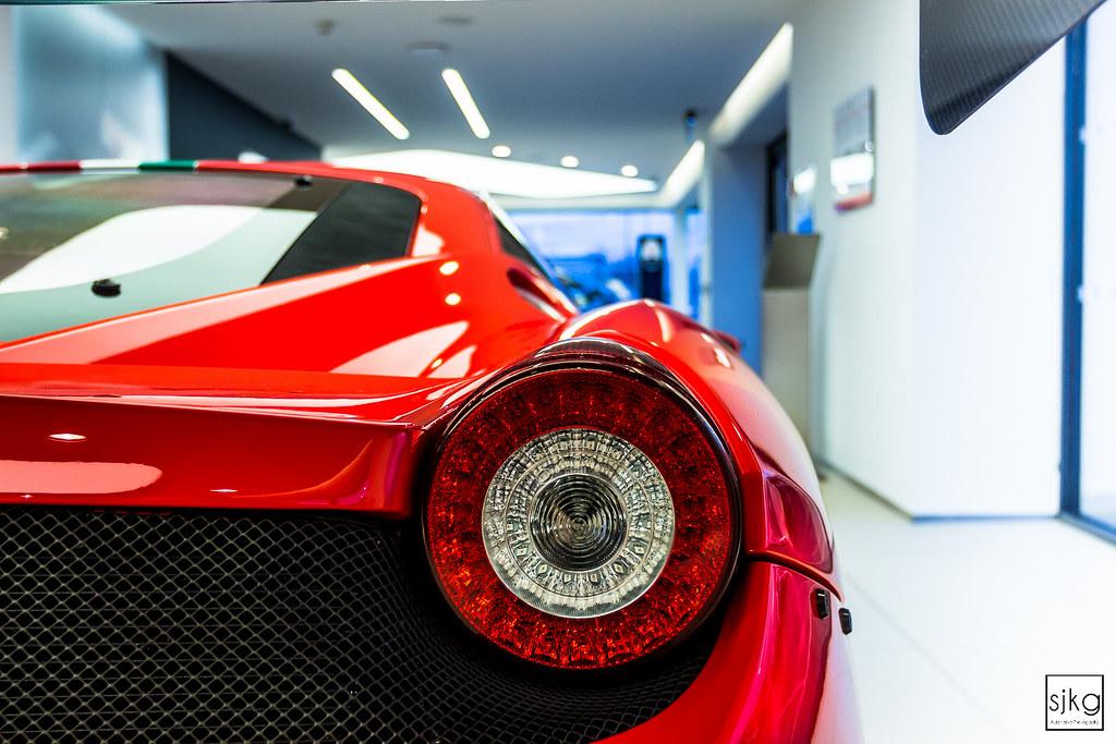 Ferrari-458-Taillight-01