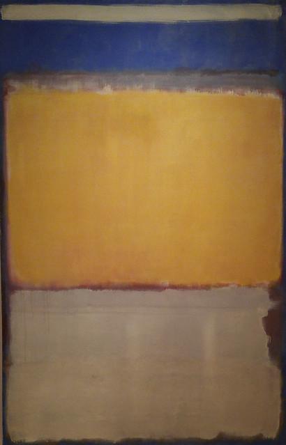 Mark Rothko, No 10-1950--MoMA-NYC, 5-6-2016