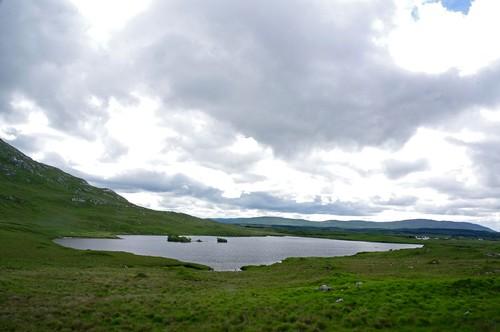 républiquedirlande irlande ireland connemara lac tourbetourbière galway eu
