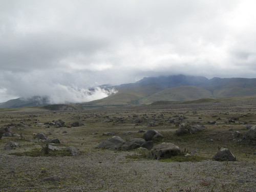 Le Parc National Cotopaxi