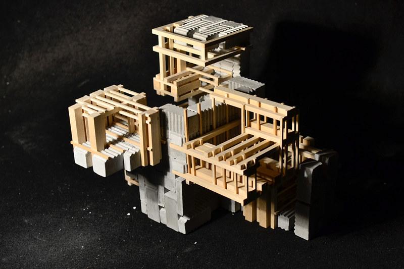 310 Studio Tectonic Cube School Of Architecture Amp Urban