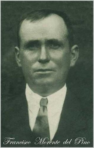 """Francisco Morente del Pino, """"El Rubio del Pozo y la Pila"""""""