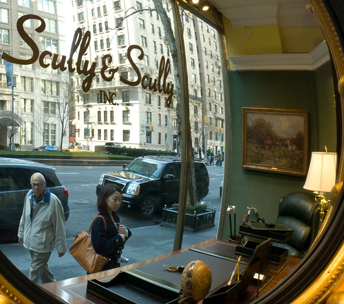 The Window Shopper at Scully and Scully