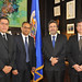 Assistant Secretary General Receives Peruvian Ministers of Justice, Energy and Environment
