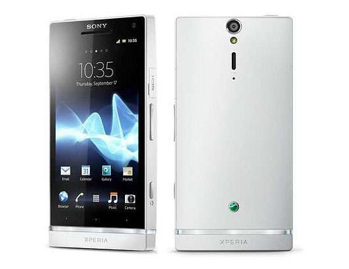 Introducing the new Sony Xperia S by Celcom