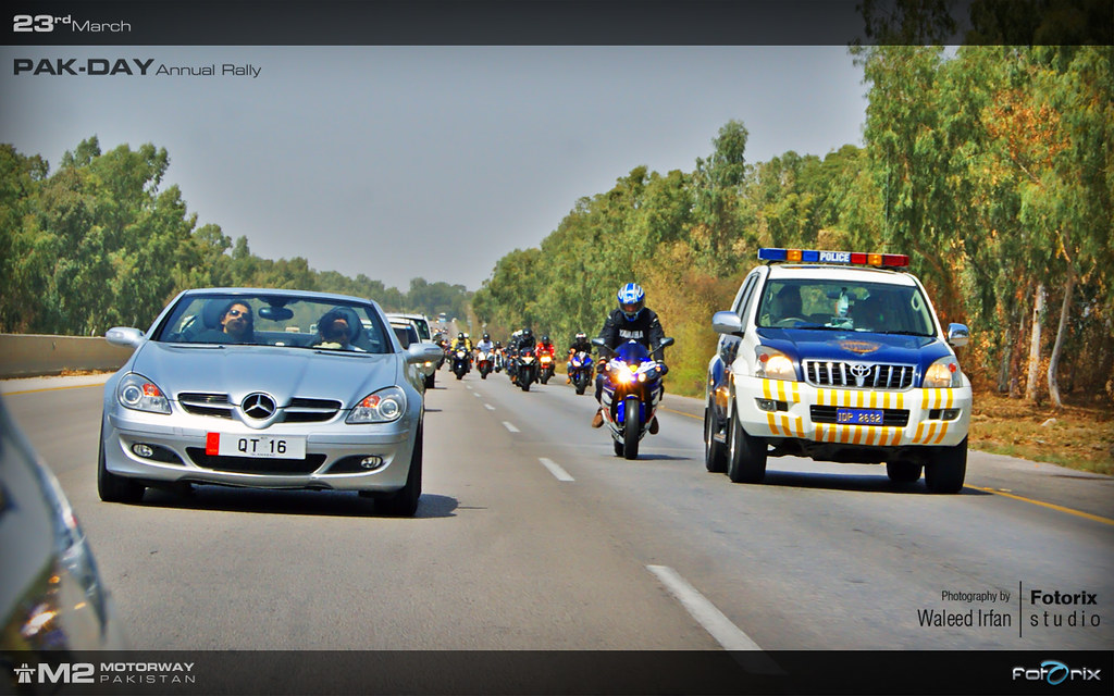 Fotorix Waleed - 23rd March 2012 BikerBoyz Gathering on M2 Motorway with Protocol - 6871324506 c99d1d6b94 b