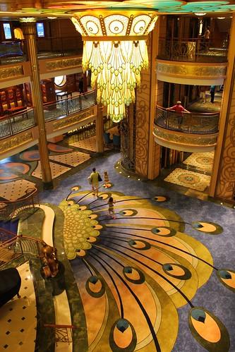Disney Fantasy Atrium