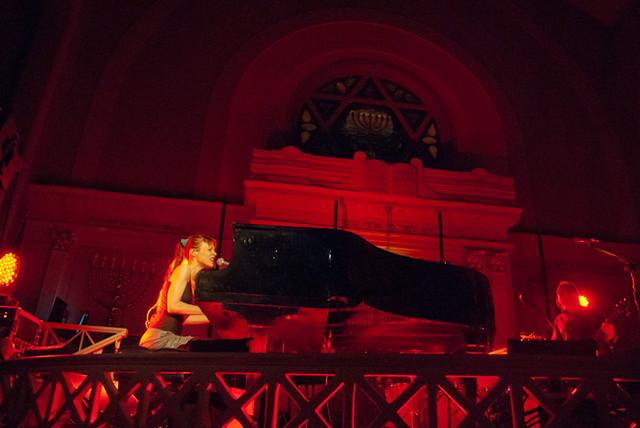 Fiona Apple @ 6th&I Synogogue