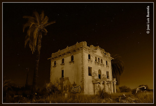 Casa Méndez, Librilla. by José Luis Buendía