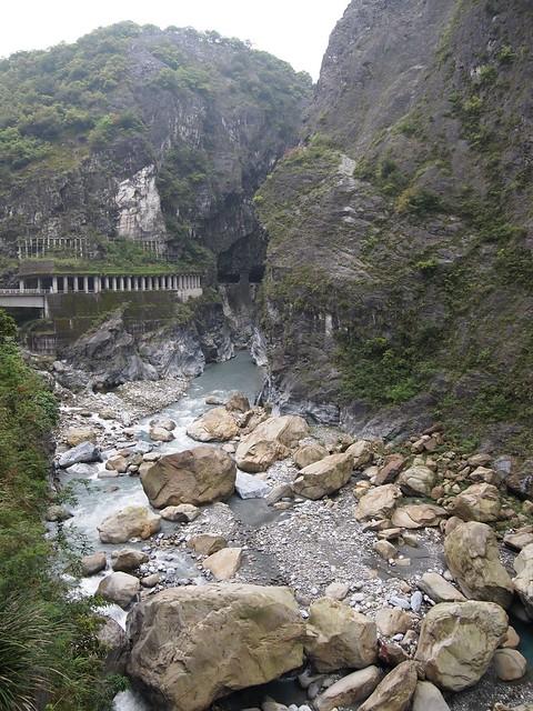 太魯閣(タロコ)峡谷