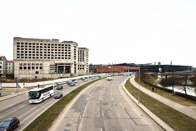Kaunas. Karaliaus Mindaugo prospektas