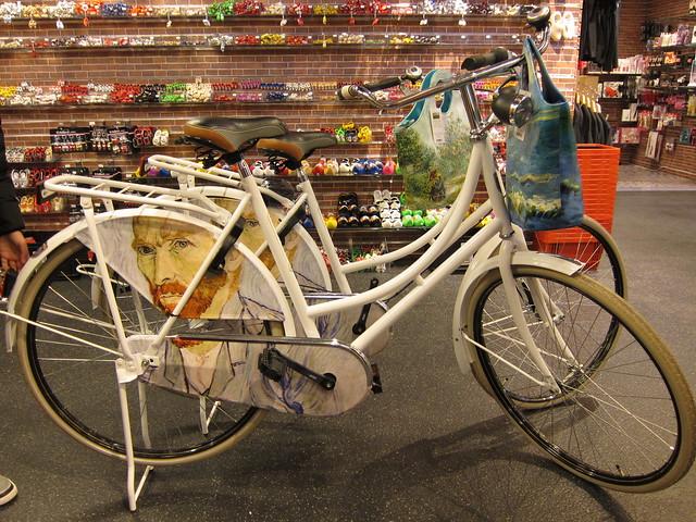 van Gogh Bike