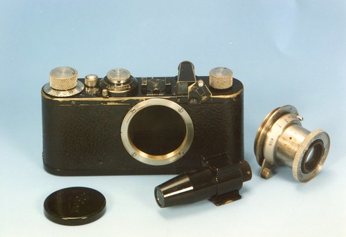 "176 Leica I(c)  non-standard n. 48809 -  (1930) with Elmar 50 nickel engraved ""809"""