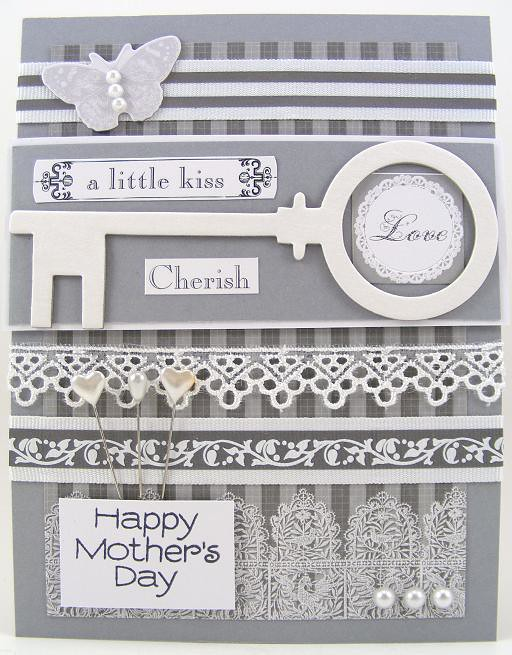 Little Kiss Mother's Day Card