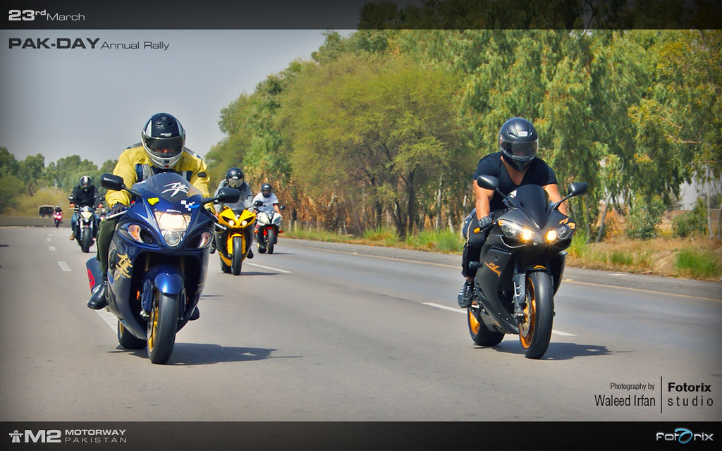 Fotorix Waleed - 23rd March 2012 BikerBoyz Gathering on M2 Motorway with Protocol - 7017430627 e236e6699d b