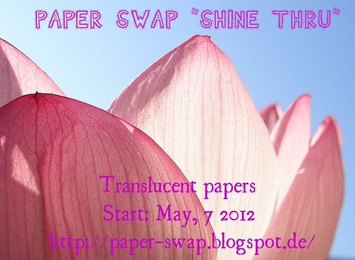 paper swap in may 2012