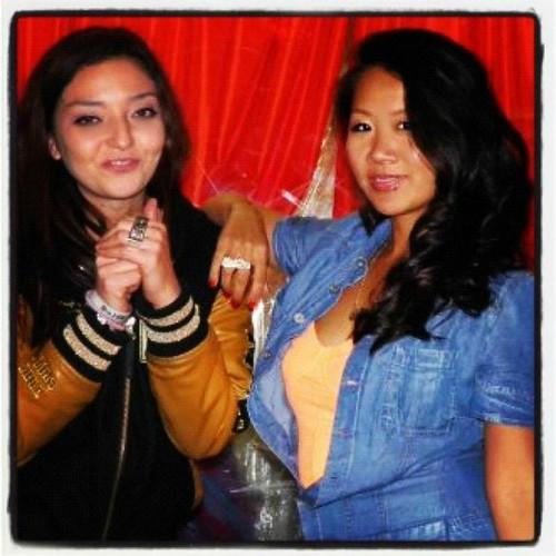Kathy & Masia