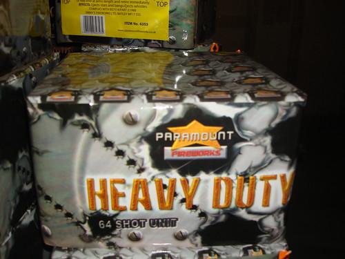 Heavy Duty 64 Shot - Epic Fireworks China Trip 2012