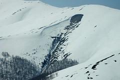 Laviny v ukrajinských Karpatech