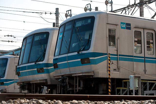 東京メトロ東西線05系 01F 03F