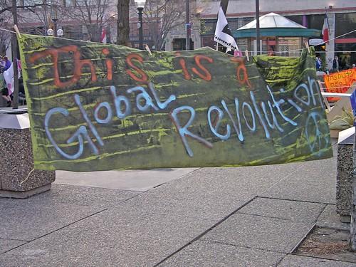 a global revolution