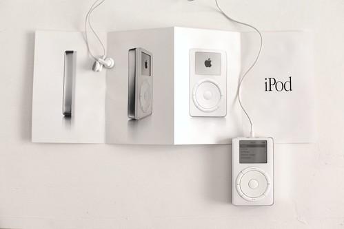 1st gen iPod