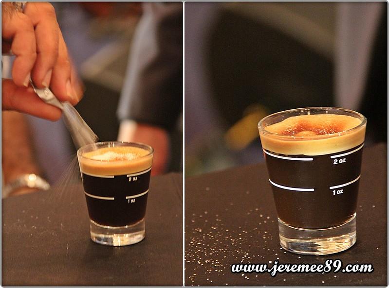 Nescafe Milano Launching @ E&O Hotel - Sugar Testing
