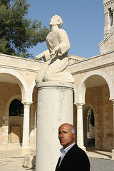 Mordechai Vanunu at St. Stephens Church