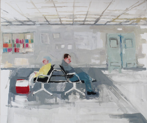 "Jennie Ottinger ""Waiting Room"""