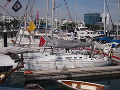 Beneteau First 40.7, Boat Asia 2012, Marina @ Keppel Bay