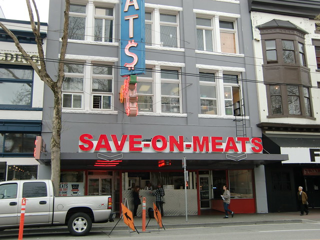 Save-On Meats
