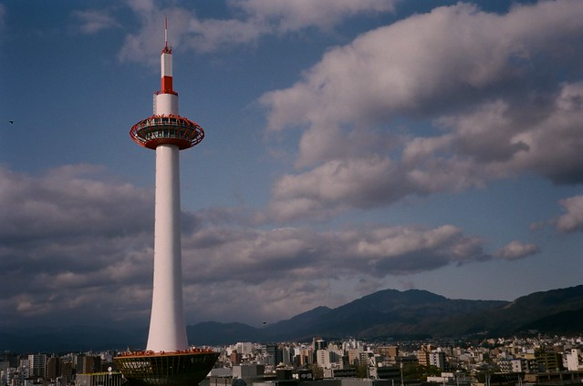 rollei 35s的日本京都之旅