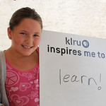 KLRU inspires me to ... learn!