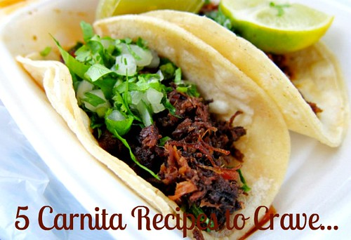 5 Carnita Recipes to Crave...
