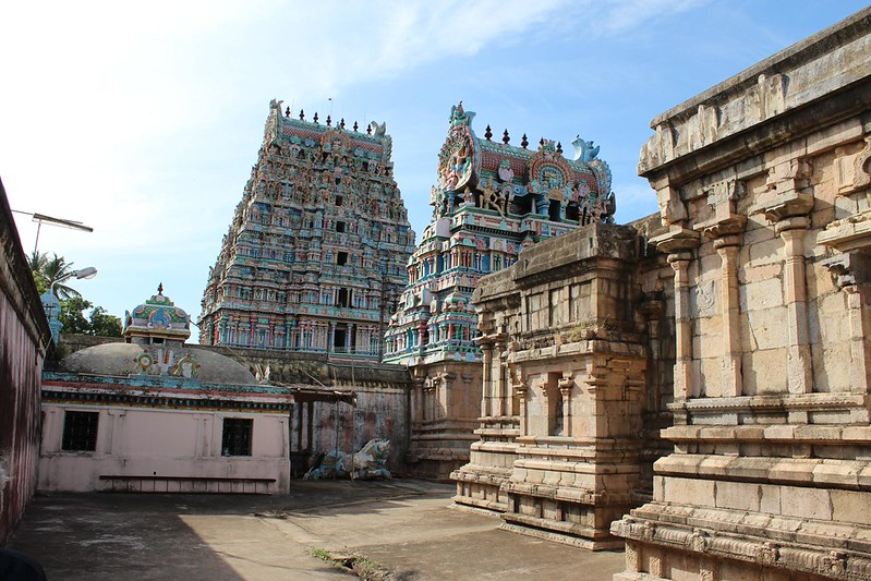 Sri Saranatha Perumal Temple (Tirucherai), Thanjavur - Divya Desam 17