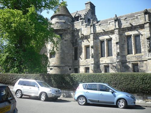 Falkland Palace, Fife, Scotland