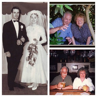 50 years of married Bless ....
