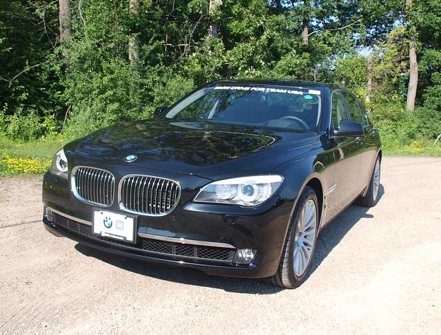2012 BMW 750Li 2
