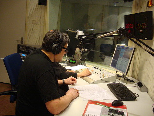Radio Netherlands Signoff by Jonathan Marks